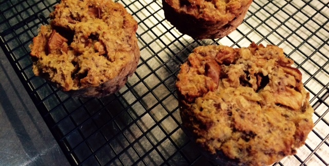 Totes Oats Muffins