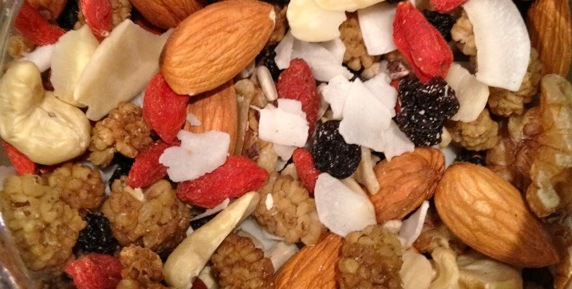 Trail Mix to the Rescue!